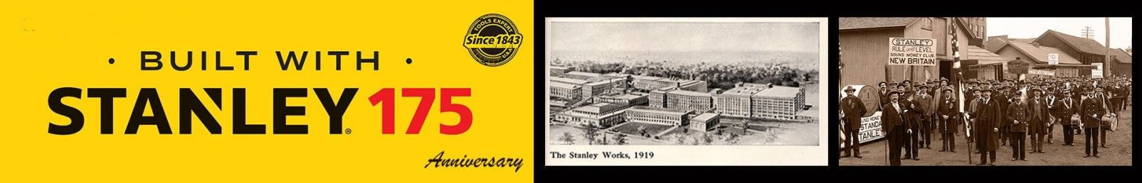 Stanley 175 Years