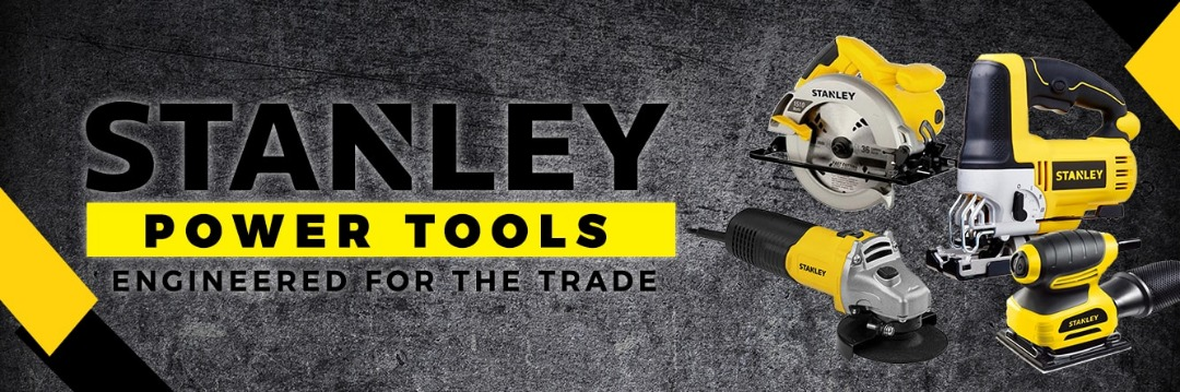 stanley power tools